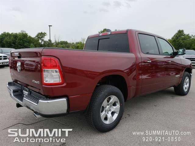 2019 Ram 1500 Crew Cab 4x4,  Pickup #9T95 - photo 22
