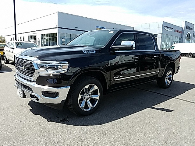 2019 Ram 1500 Crew Cab 4x4,  Pickup #R19016 - photo 4