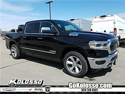 2019 Ram 1500 Crew Cab 4x4,  Pickup #R19016 - photo 1