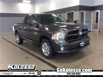 2018 Ram 1500 Quad Cab 4x4,  Pickup #R19023 - photo 1