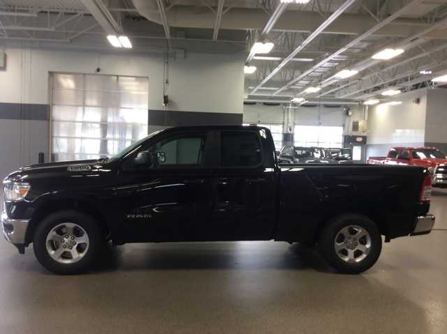2019 Ram 1500 Quad Cab 4x4,  Pickup #R19036 - photo 5