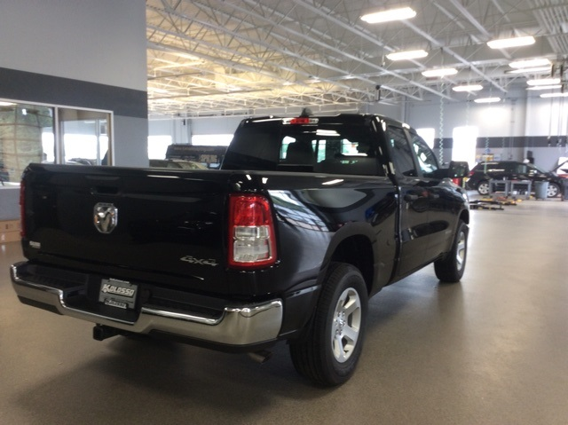 2019 Ram 1500 Quad Cab 4x4,  Pickup #R19036 - photo 2