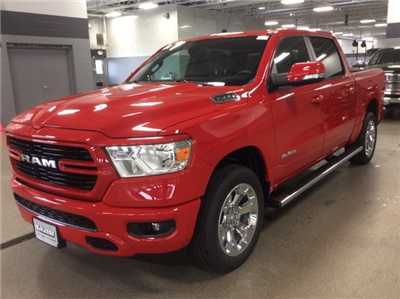2019 Ram 1500 Crew Cab 4x4,  Pickup #R19040 - photo 4