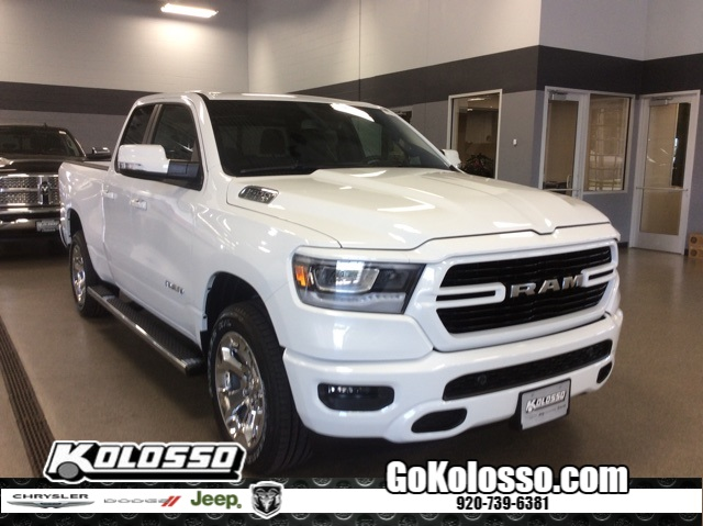 2019 Ram 1500 Quad Cab 4x4,  Pickup #R19042 - photo 1
