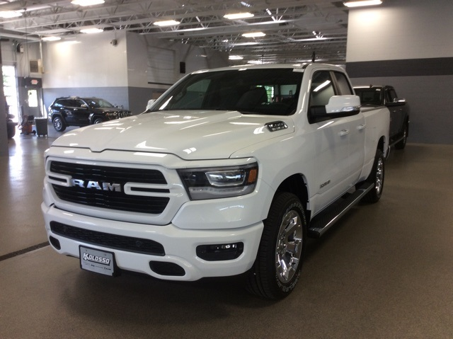 2019 Ram 1500 Quad Cab 4x4,  Pickup #R19042 - photo 4