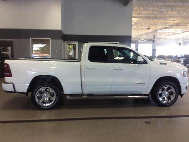 2019 Ram 1500 Quad Cab 4x4,  Pickup #R19042 - photo 7