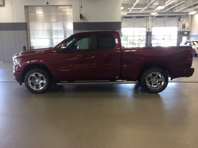 2019 Ram 1500 Quad Cab 4x4,  Pickup #R19050 - photo 5