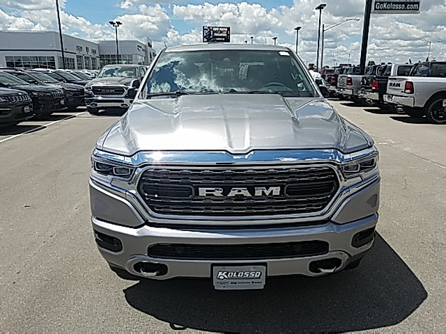 2019 Ram 1500 Crew Cab 4x4,  Pickup #R19052 - photo 3