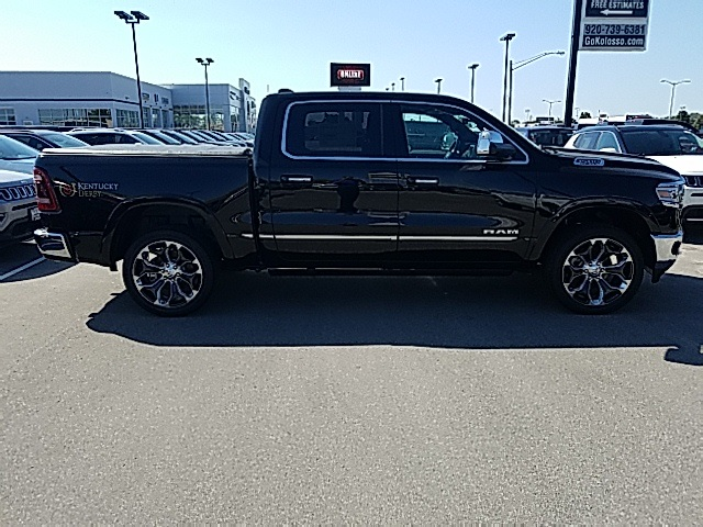 2019 Ram 1500 Crew Cab 4x4,  Pickup #R19071 - photo 8