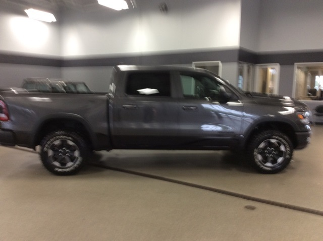 2019 Ram 1500 Crew Cab 4x4,  Pickup #R19108 - photo 8
