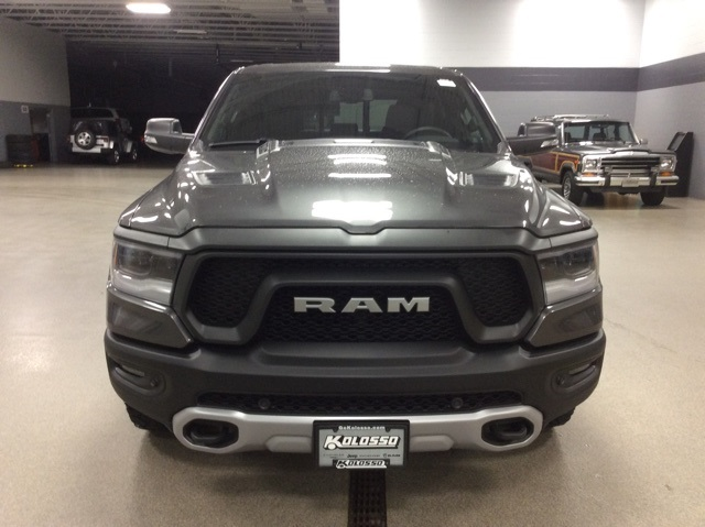 2019 Ram 1500 Crew Cab 4x4,  Pickup #R19125 - photo 3