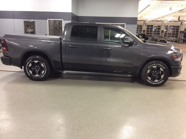 2019 Ram 1500 Crew Cab 4x4,  Pickup #R19125 - photo 8