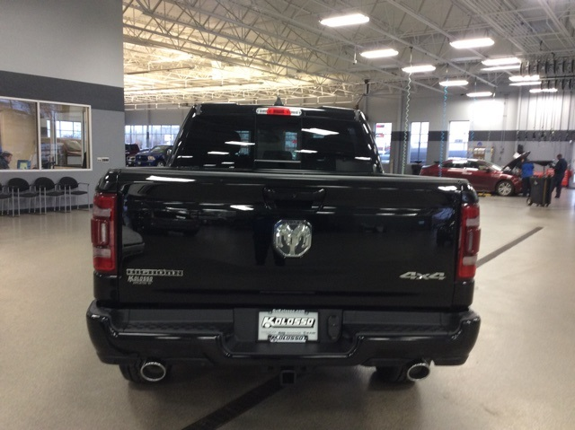 2019 Ram 1500 Crew Cab 4x4,  Pickup #R19153 - photo 7
