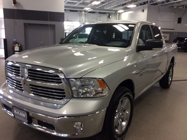 2019 Ram 1500 Crew Cab 4x4,  Pickup #R19167 - photo 4