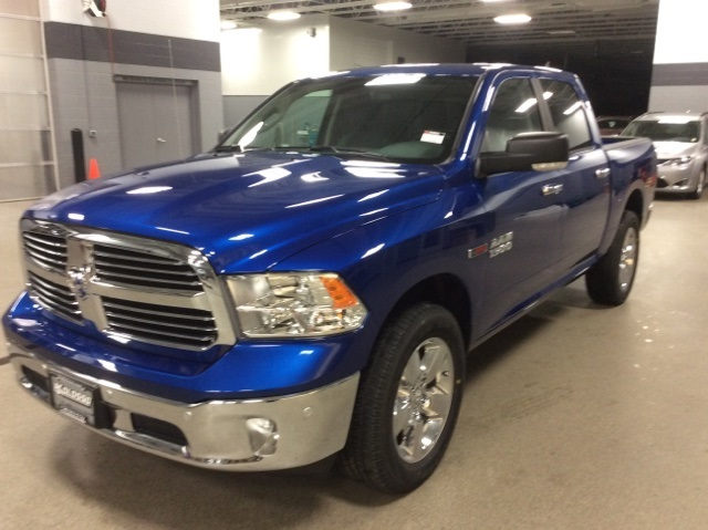 2017 Ram 1500 Crew Cab 4x4, Pickup #R3905 - photo 1