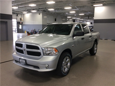 2017 Ram 1500 Crew Cab 4x4 Pickup #R6763 - photo 1