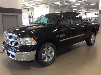 2017 Ram 1500 Quad Cab 4x4 Pickup #R6862 - photo 1