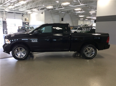 2017 Ram 1500 Quad Cab 4x4, Pickup #R6896 - photo 5