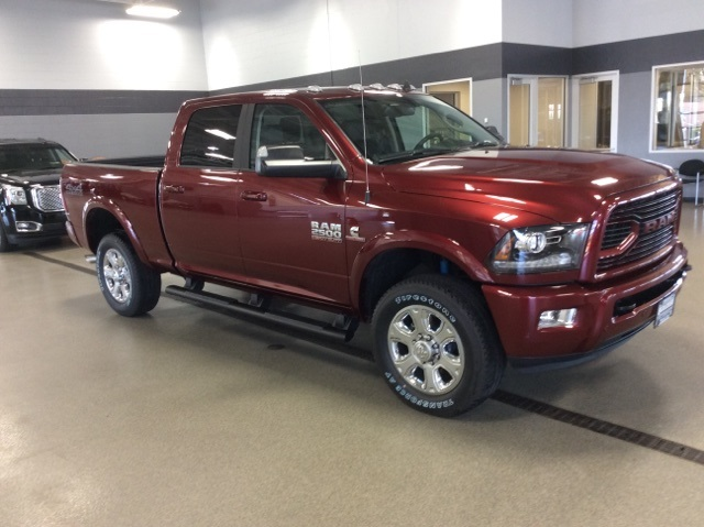 2018 Ram 2500 Crew Cab 4x4 Pickup #R8015 - photo 3