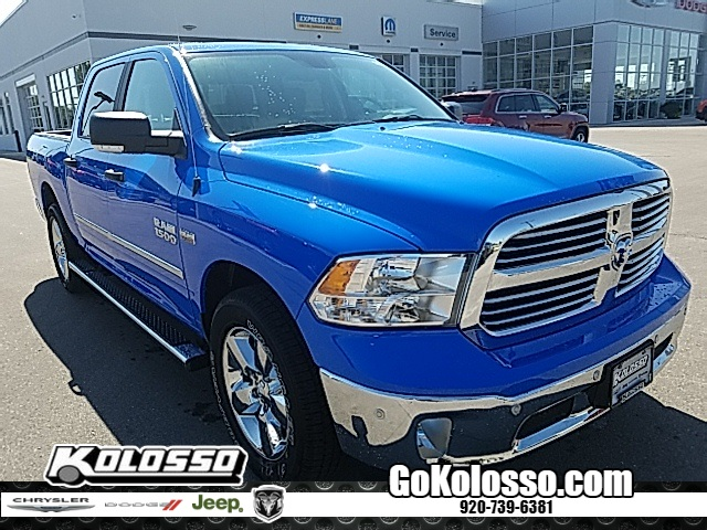 2018 Ram 1500 Crew Cab 4x4,  Pickup #R8035 - photo 1