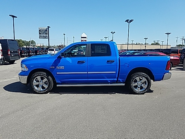 2018 Ram 1500 Crew Cab 4x4,  Pickup #R8035 - photo 5