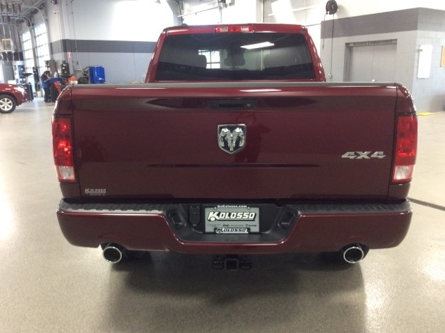 2018 Ram 1500 Quad Cab 4x4, Pickup #R8063 - photo 7