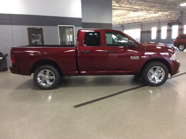 2018 Ram 1500 Quad Cab 4x4, Pickup #R8063 - photo 8