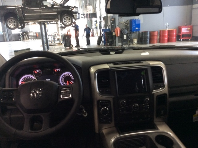 2018 Ram 1500 Quad Cab 4x4, Pickup #R8071 - photo 11