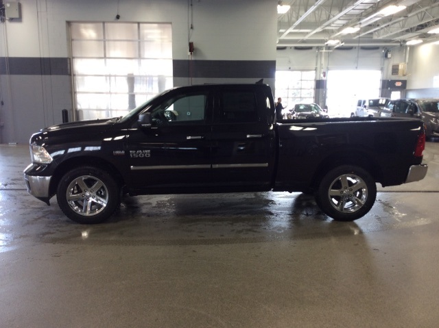 2018 Ram 1500 Quad Cab 4x4, Pickup #R8071 - photo 5