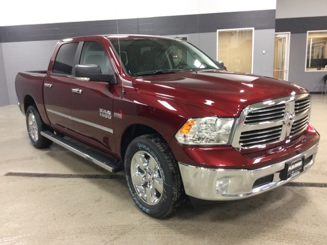 2018 Ram 1500 Crew Cab 4x4, Pickup #R8095 - photo 3