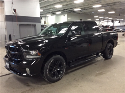 2018 Ram 1500 Crew Cab 4x4,  Pickup #R8096 - photo 4
