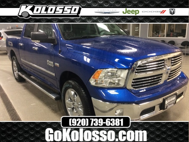 2018 Ram 1500 Crew Cab 4x4, Pickup #R8110 - photo 1