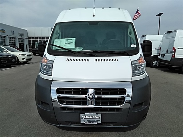 2018 ProMaster 2500 High Roof FWD,  Empty Cargo Van #R8121 - photo 3