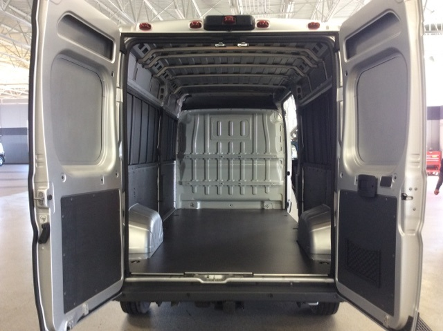 2018 ProMaster 2500 High Roof FWD,  Empty Cargo Van #R8123 - photo 2