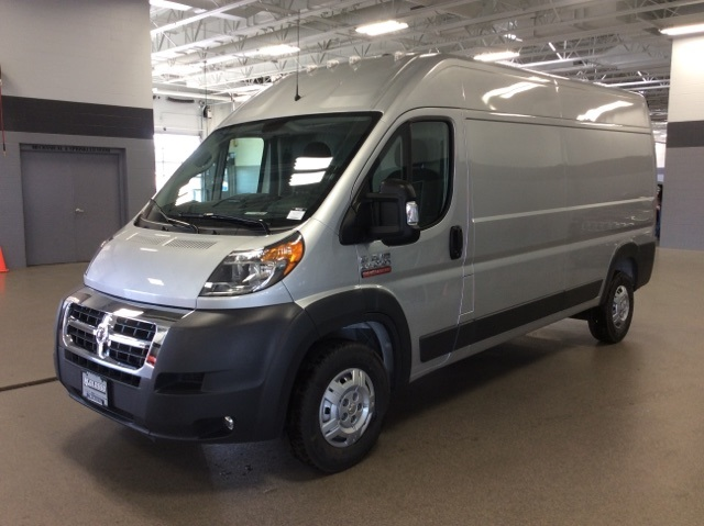 2018 ProMaster 2500 High Roof FWD,  Empty Cargo Van #R8123 - photo 4