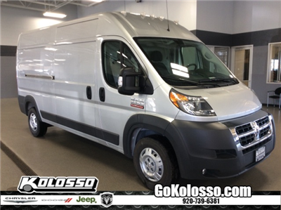 2018 ProMaster 2500 High Roof 4x2,  Empty Cargo Van #R8123 - photo 1