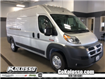 2018 ProMaster 2500 High Roof FWD,  Empty Cargo Van #R8123 - photo 1