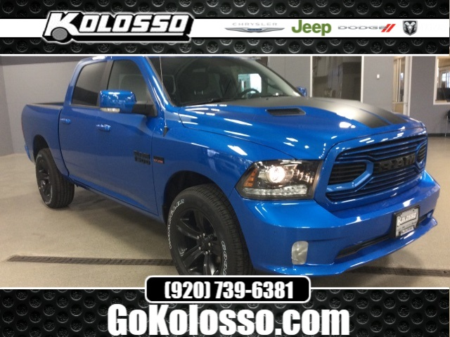 2018 Ram 1500 Crew Cab 4x4, Pickup #R8133 - photo 1