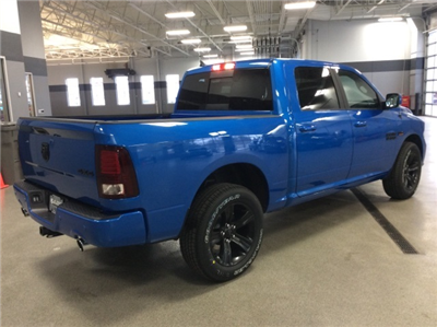 2018 Ram 1500 Crew Cab 4x4, Pickup #R8133 - photo 2
