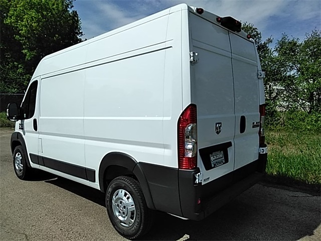 2018 ProMaster 2500 High Roof FWD,  Empty Cargo Van #R8134 - photo 6
