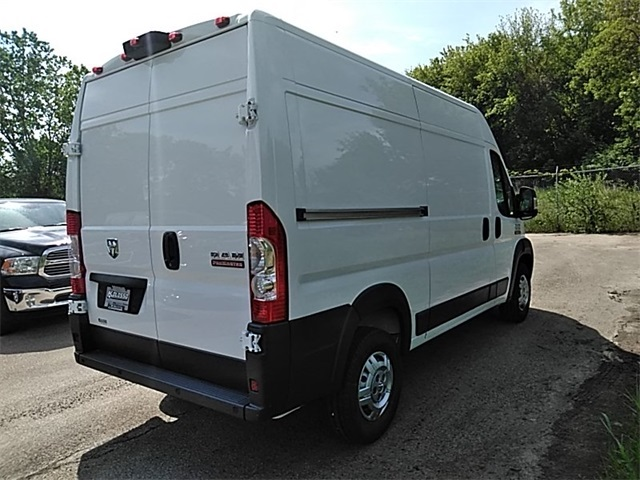 2018 ProMaster 2500 High Roof FWD,  Empty Cargo Van #R8134 - photo 8