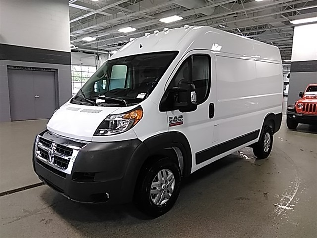 2018 ProMaster 2500 High Roof FWD,  Empty Cargo Van #R8140 - photo 4