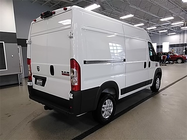 2018 ProMaster 2500 High Roof FWD,  Empty Cargo Van #R8140 - photo 7