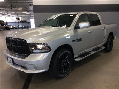2018 Ram 1500 Crew Cab 4x4,  Pickup #R8145 - photo 4