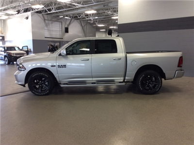 2018 Ram 1500 Crew Cab 4x4,  Pickup #R8145 - photo 5