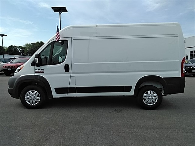 2018 ProMaster 2500 High Roof FWD,  Empty Cargo Van #R8146 - photo 5