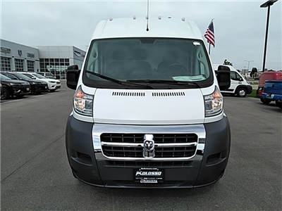 2018 ProMaster 2500 High Roof 4x2,  Empty Cargo Van #R8146 - photo 3