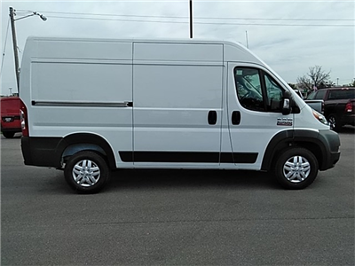 2018 ProMaster 2500 High Roof 4x2,  Empty Cargo Van #R8146 - photo 9