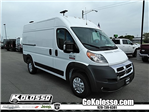 2018 ProMaster 2500 High Roof 4x2,  Empty Cargo Van #R8146 - photo 1