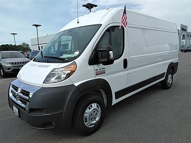 2018 ProMaster 2500 High Roof FWD,  Empty Cargo Van #R8151 - photo 4